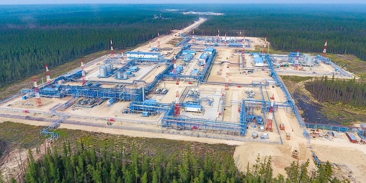 """""""Газпром нефть"""" ввела в эксплуатацию многозабойную скважину на Чаяндинском месторождении"""