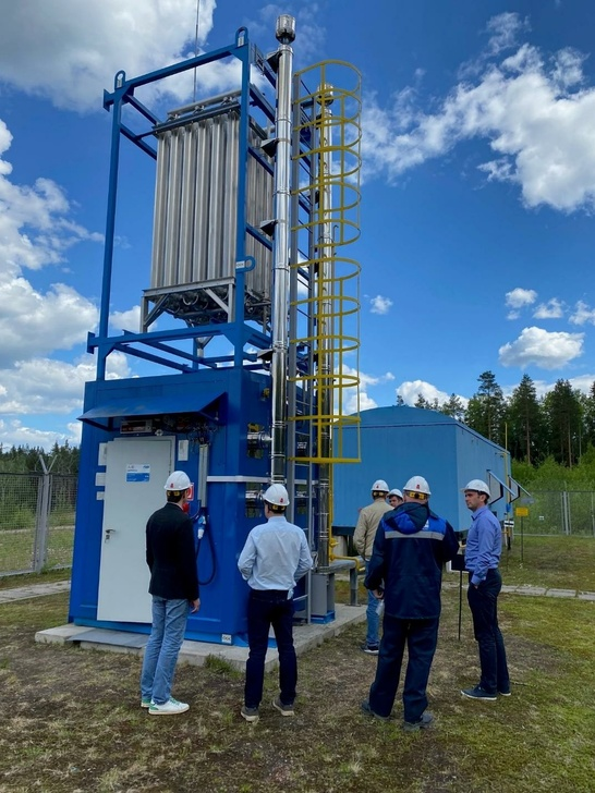"""Компании """"Наука-Энерготех"""" и """"Газпром"""" завершили испытания нового электротехнического оборудования"""
