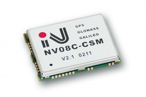 Приемник NV08C-CSM GPS/GLONASS/GALILEO