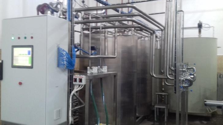 В Сибири открываются молочные цеха
