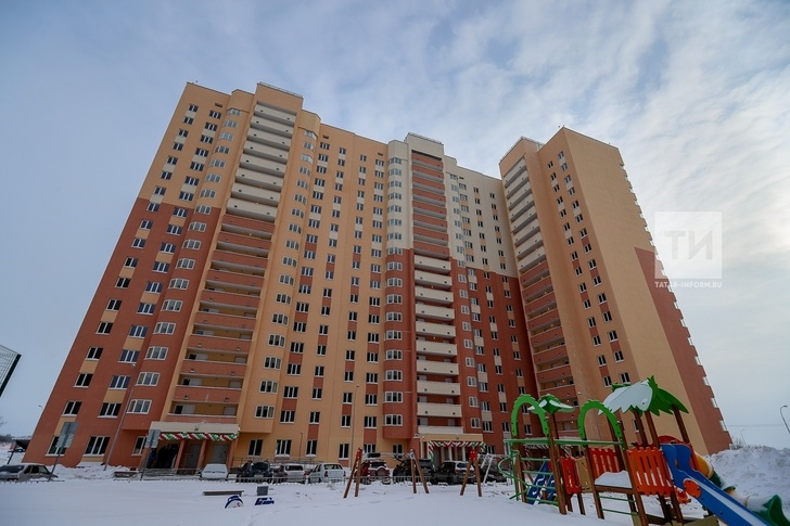 Заселение 255-квартирного дома
