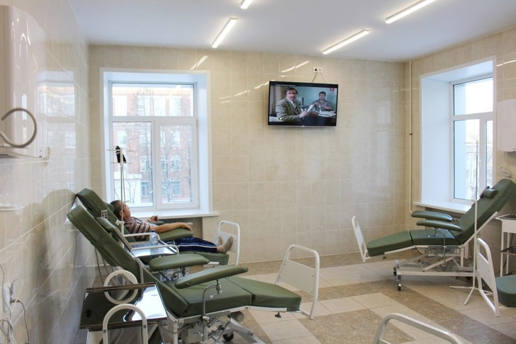 Отделение химиотерапии открыто во Владимирской области