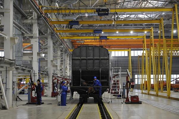 Россия и Иран договорились о поставке и сборке ж/д вагонов