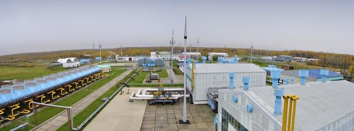 Путятинское производственное управление магистральными газопроводами КС «Павелецкая».