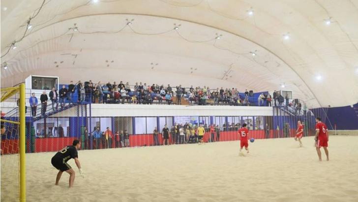 Центр пляжных видов спорта в Королеве