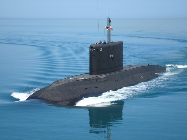 "ПЛ Б-871 ""Алроса"" (http://forums.airbase.ru)"