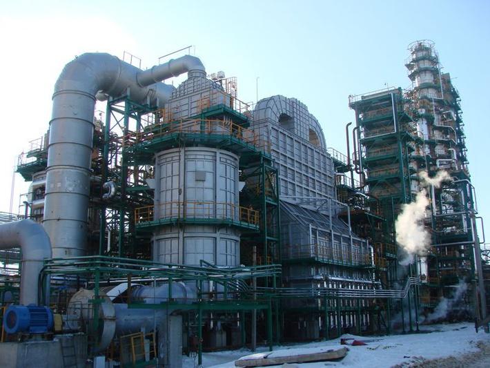 В ОАО «Славнефть-ЯНОС» завершена реконструкция установок бензинового пула