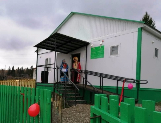 В Белорецком районе Башкирии открыли ФАП