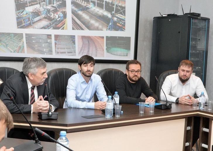 Ученые магнитогорского вуза запустили стан на металлургическом заводе в ОАЭ