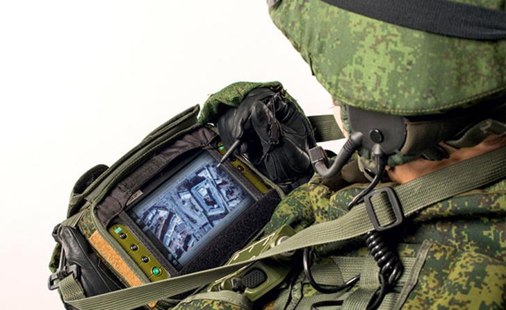 комплекс разведки, управления и связи (КРУС) «Стрелец»