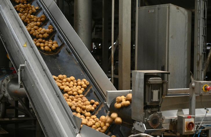 Компания PepsiCo расширила производство чипсов в Московской области