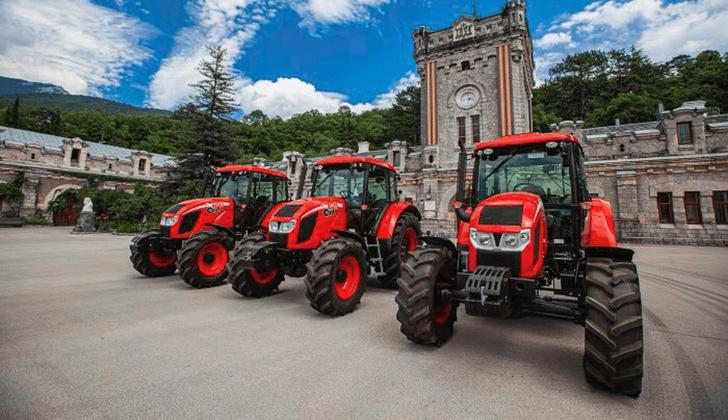 «Массандра» закупила 41 трактор Ковровского электромеханического завода