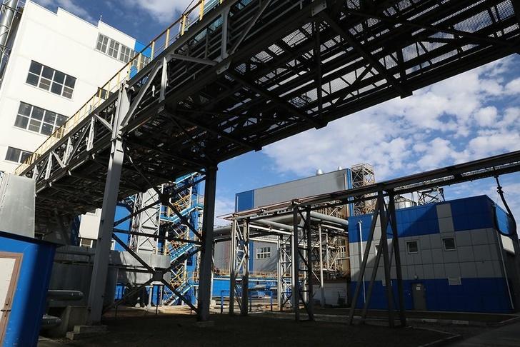 """Компания """"Черноземье"""" построила первую очередь завода и элеватор в ОЭЗ """"Тербуны"""" в 2016 году"""