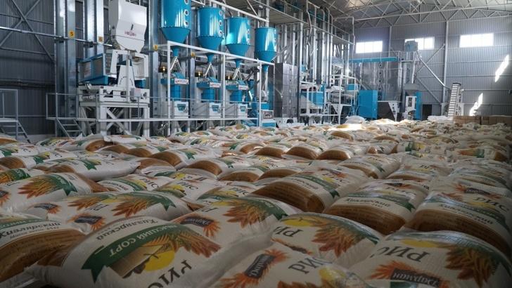 В Дагестане запустили первые рисоперерабатывающие заводы