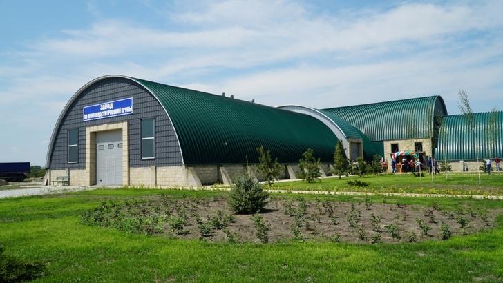 В Дагестане открылся самый технологичный в СКФО и ЮФО рисоперерабатывающий завод