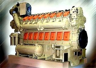 На Коломенском заводе запущено производство дизель-генераторов для ледокола