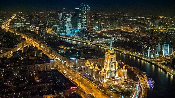 Москва попала в лидеры рейтинга городов будущего