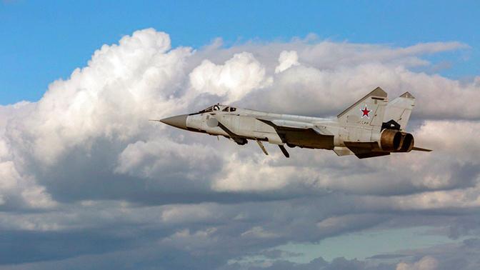 Морскую авиацию ТОФ пополнили два модернизированных высотных истребителя-перехватчика МиГ-31БМ