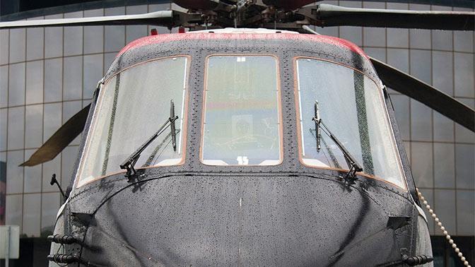 Первое фото вертолета Ми-38Т для армии появилось в Сети