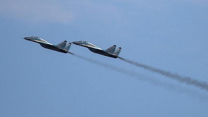 На российскую базу в Армении поступили модернизированные МиГ-29