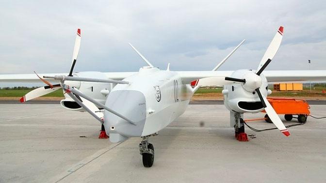 Минобороны РФ заключило контракт на разработку ударного беспилотника «Альтиус-РУ»