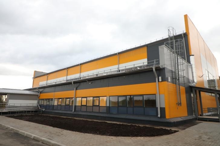 В посёлке Тоншалово открыли крупнейший спортивный объект Череповецкого района