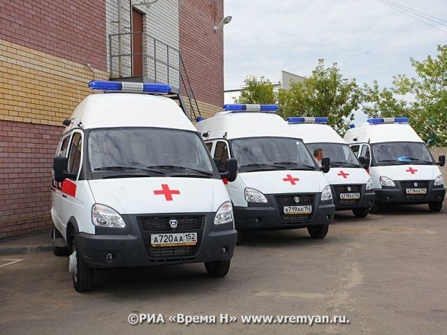 12 новых машин пополнили парк «Скорой помощи» Нижнего Новгорода