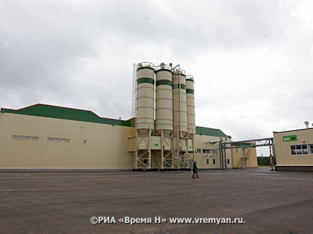 Мощность нового завода газобетонных блоков «Поритеп