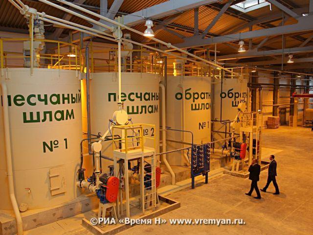 Строительство завода «Poritep-НН» по производству