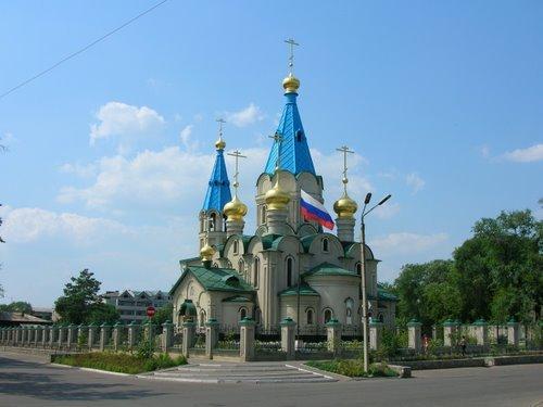 Церковь | Благовещенск (Амурская область)