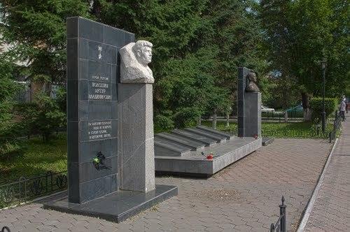 Monument Of The Perished Police Heroes / Памятник погибшим милиционерам-героям | Благовещенск