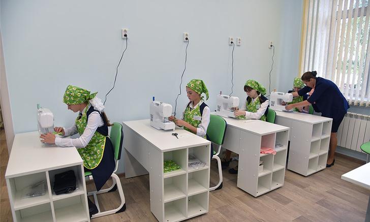 В Козловском районе открылась новая школа