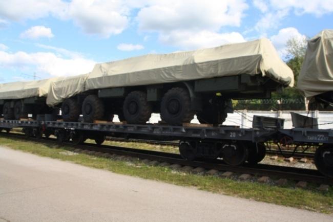 «Мотовилихинские заводы» отправили заказчику 1-ю партию машин из состава комплекса РСЗО «Торнадо-С»