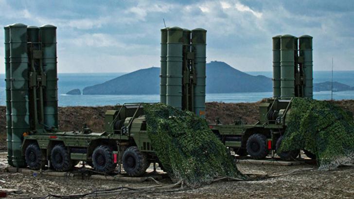 Третий дивизион ЗРК С-400 заступил на дежурство в Крыму