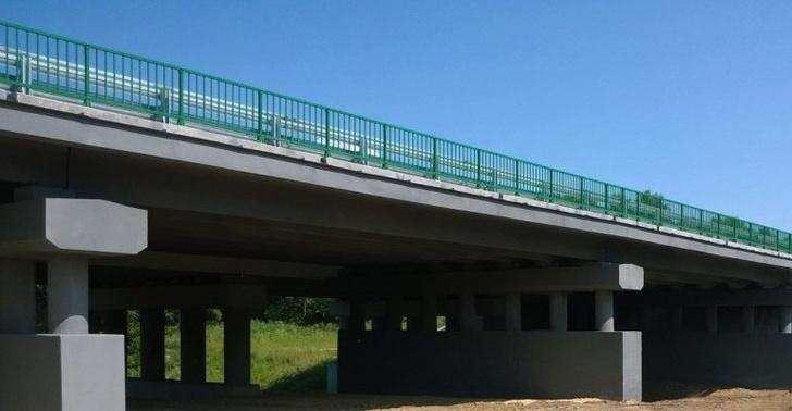 В Саратовской области завершили капитальный ремонт двух мостов