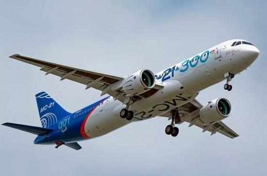 Основной перевозчик Ямало-Ненецкого АО — авиакомпания «Ямал» встала в очередь на МС-21