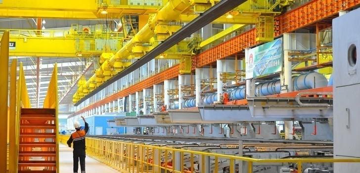 Челябинский металлургический комбинат запустил производство гофробалки