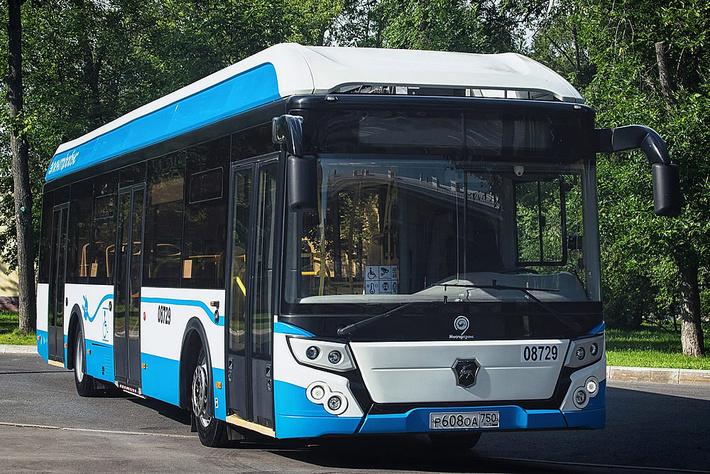 автобус газ