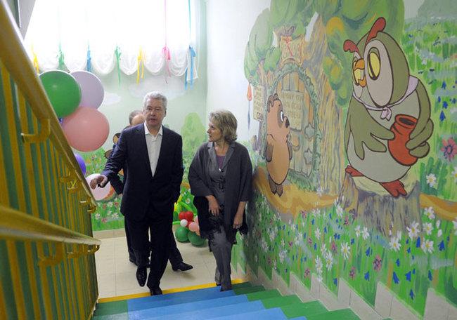 новый детский сад №1657 на улице Генерала Тюленева в ЮЗАО Москвы