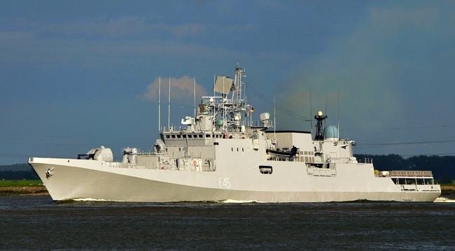 фрегат ВМС Индии «Teg»