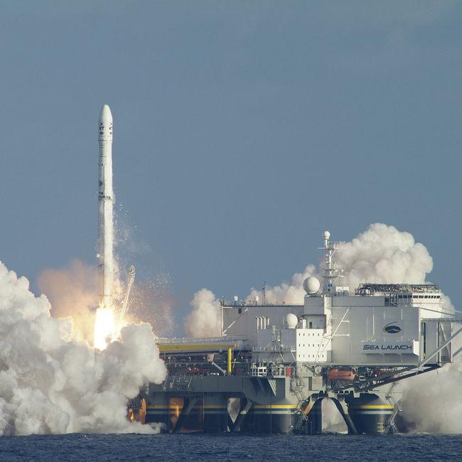 """Ракета """"Зенит-3SL"""" вывела на орбиту спутник с мировым рекордом точности выведения"""