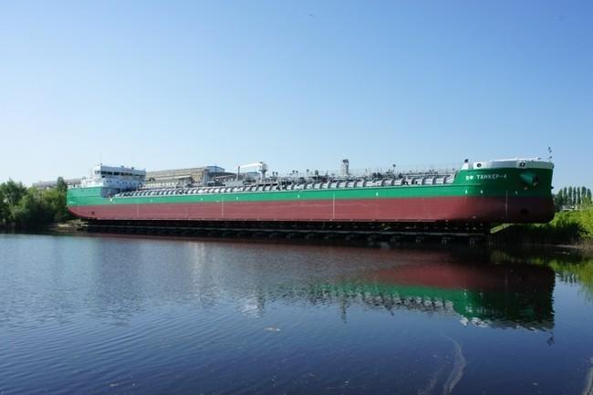 танкер проекта RST27