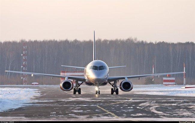 Фото с сайта russianplanes.net. «Харитон Цховребов» в Нижнем Новгороде