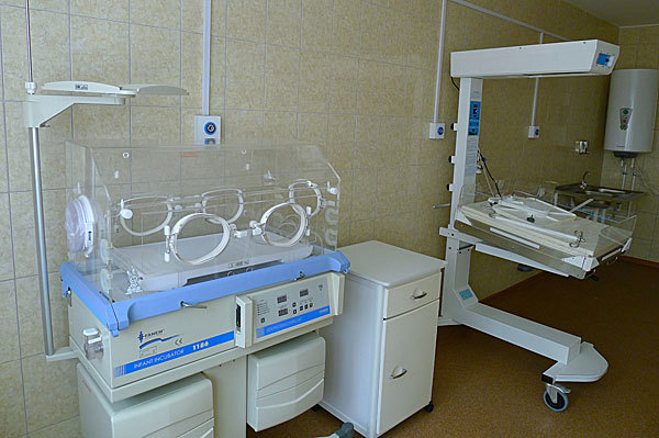 Детская районная поликлиника кировского района