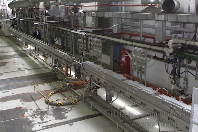 Технологический трубопровод из полипропилена