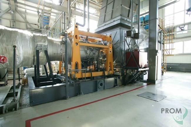 Газотурбинный агрегат ГТА-6РМ
