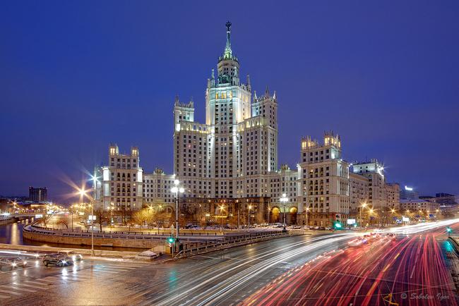 71 сталинское высотное жилое здание