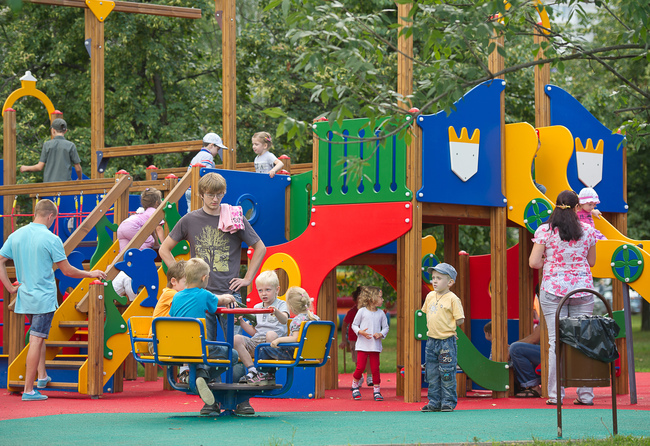Олонецкий парк