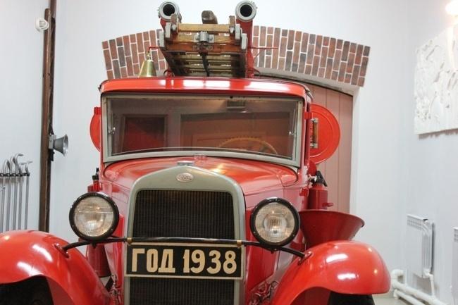 В Новосибирске начал работать музей пожарной охраны