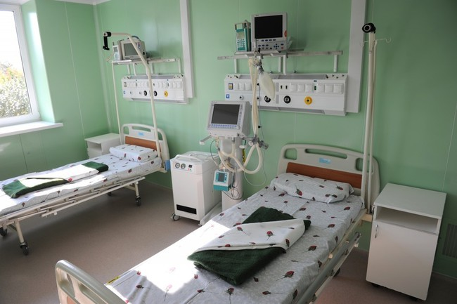 1-я городская клиническая больница г иваново
